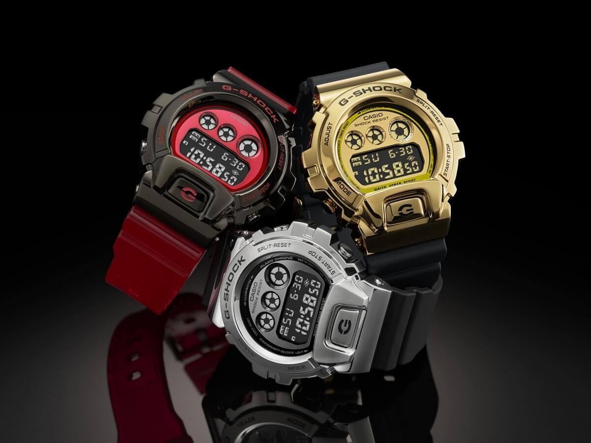 Casio G-Shock GM-6900