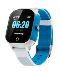 Smart Baby Watch GW700s Blue