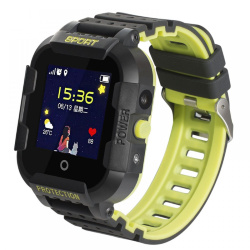 Smart Baby Watch KT03 Black