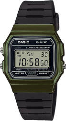 Casio F-91WM-3A