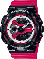 Casio GA-110RB-1A