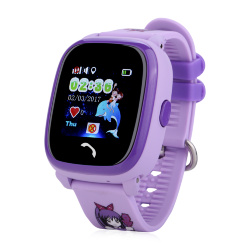 Smart Baby Watch GW400s Violet