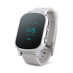 Smart Baby Watch GW700 Silver