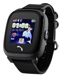 Smart Baby Watch GW400s Black