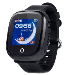 Smart Baby Watch GW400x Black