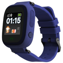 Smart Baby Watch Q80 Dark Blue