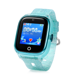 Smart Baby Watch KT01 Green