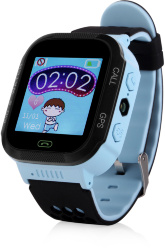 Smart Baby Watch GW500s Blue