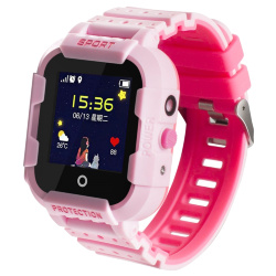 Smart Baby Watch KT03 Pink