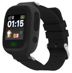 Smart Baby Watch Q80 Black