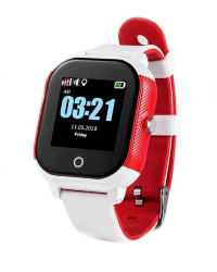 Smart Baby Watch GW700s Red